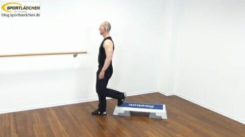 Step Aerobic Choreo 15 Bild 7