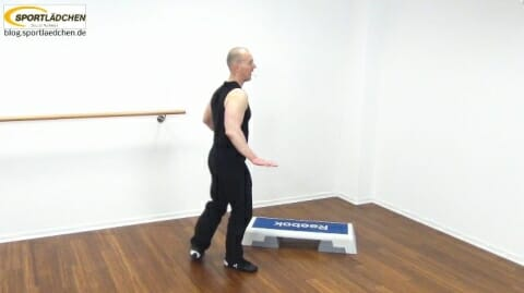 Step Aerobic Choreo 15 Bild 8