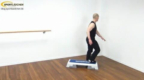 Step Aerobic Choreo 15 Bild 9