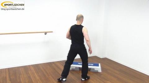 Step Aerobic Choreo 15 Bild 12