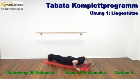T Liegestuetze 2