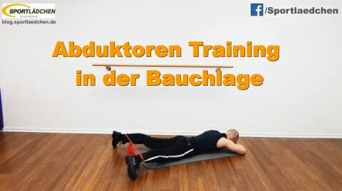 Abduktoren Training in der Bauchlage 2.JPG