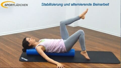 Stabilisierung und alternierende Beinarbeit 2