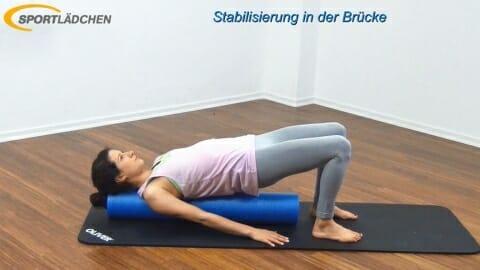 Stabilisierung in der Bruecke 2