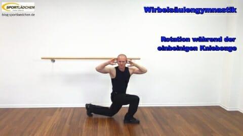 1 Einbeinige Kniebeuge B