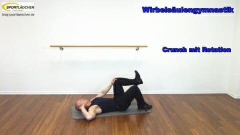 4 Crunch mit R A