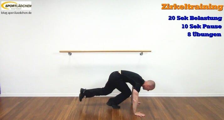 zirkeltraining stationen kreative übungen