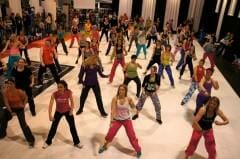 Group Fitness Teilnehmer
