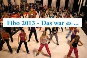 FIBO 2013 - Das war es