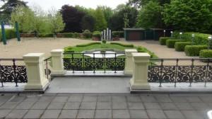 Joseph Pilates Memorial Day: Der Garten