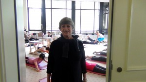 Joseph Pilates Memorial Day: Lolita San Miguel - Eine Koryphäe