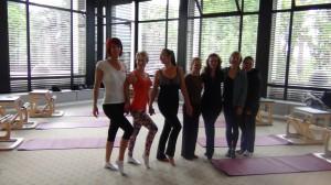 Joseph Pilates Memorial Day: Zufriedene Teilnehmer
