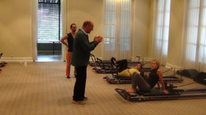 Joseph Pilates Memorial Day: Reformer Workout