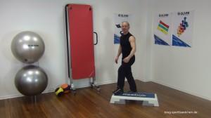 Step Aerobic 1