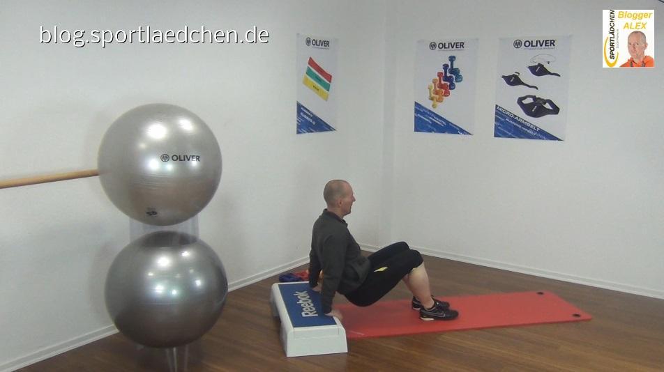 Functional Training Dips
