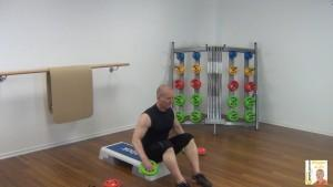 Langhantel Workout Seitheben1