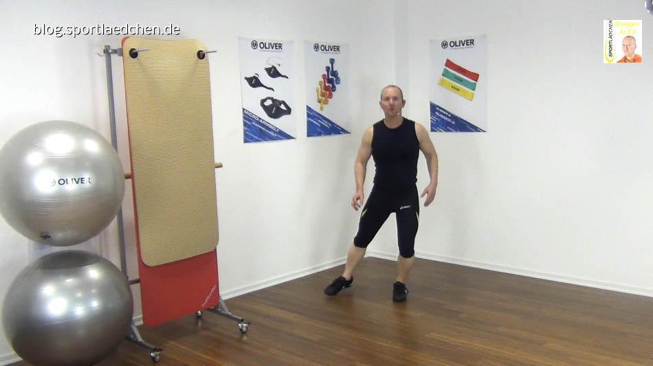 Aerobic Pendulum