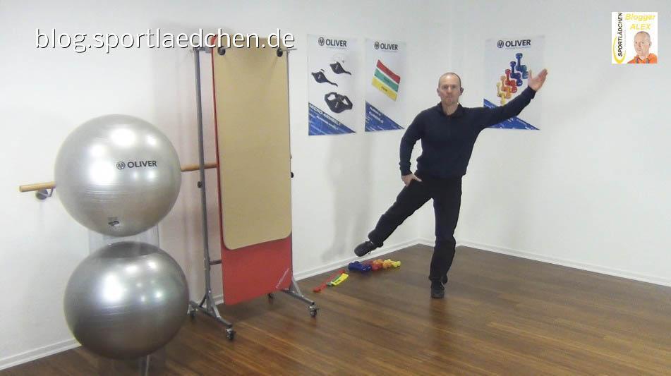 Bauch Beine Po Side Leg Lift