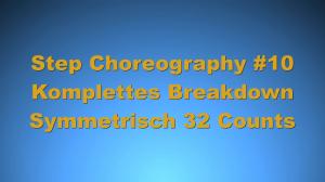 Step Choreo #10