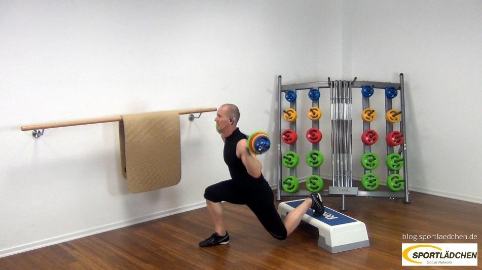 Langhantel Übungen