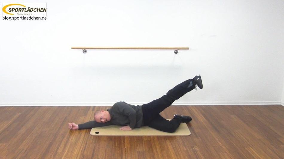 Bauch Beine Po Trainingsplan Sequenz 4b