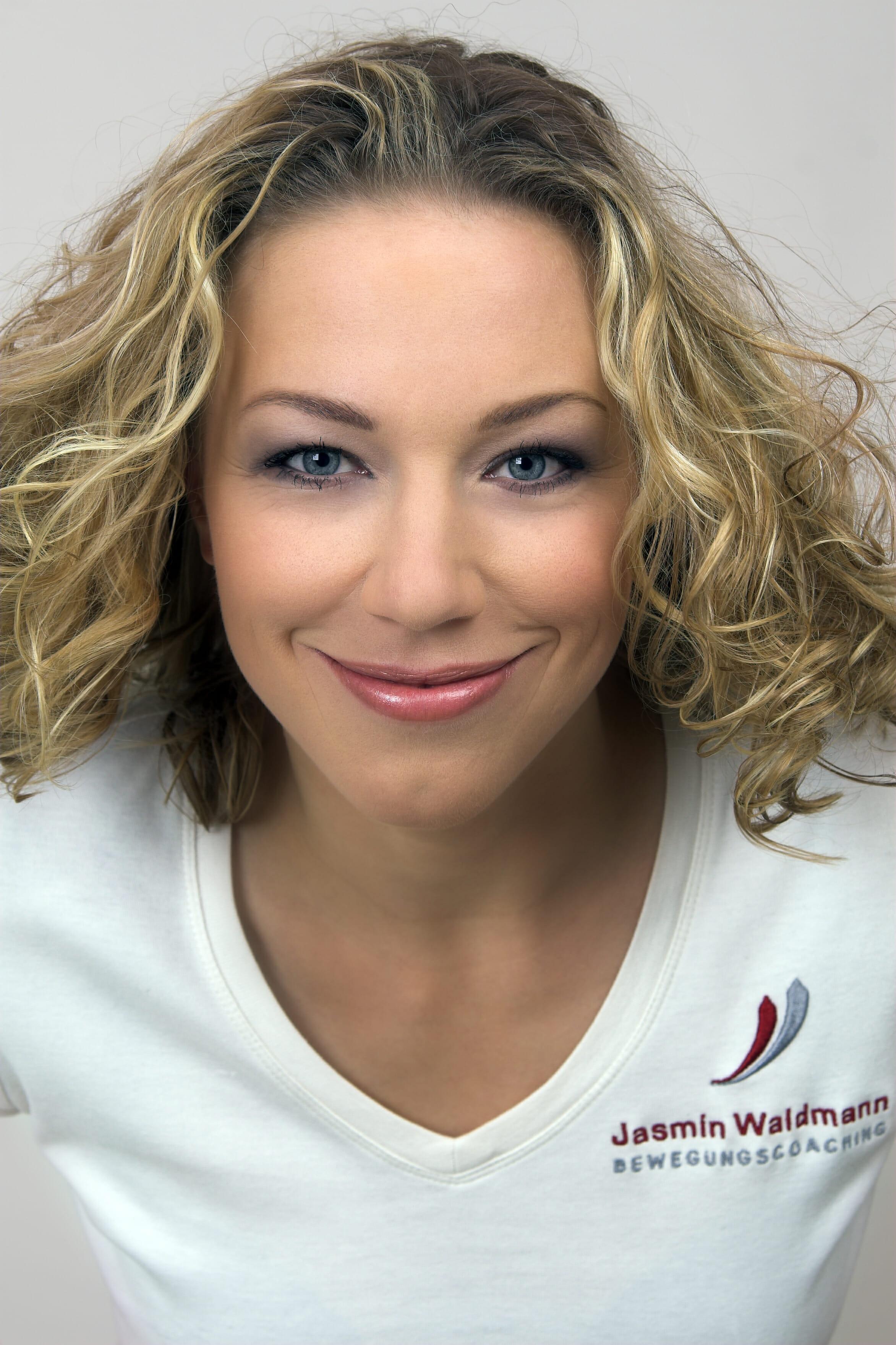 Die Begründerin von Pilardio: Jasmin Waldmann