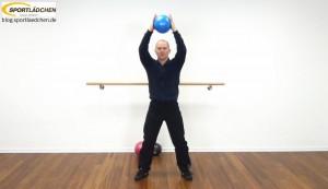 Redondo Ball Übungen