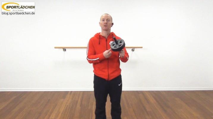 AB Roller Übungen