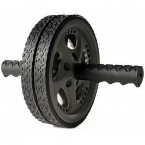 So sieht er aus: Der Oliver Bauchtrainer Duo Wheel