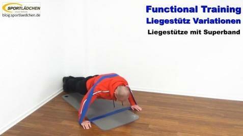 Functional Training Liegestuetze Superband 11 e1398157860308
