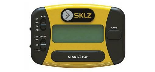 Zirkeltraining Timer: Der SKLZ Intervall