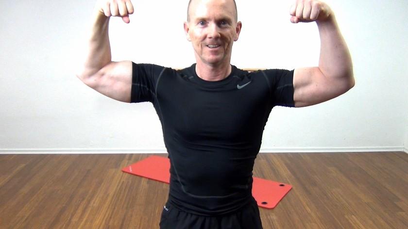 Fitness heisst: Gut entwickelte Kraft, Schnelligkeit, Ausdauer, Beweglichkeit, und Koordination