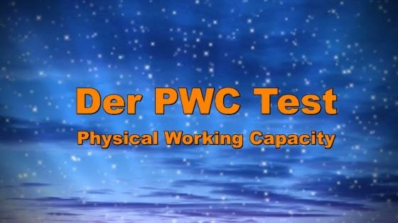 PWC Test Physical Working Capacity