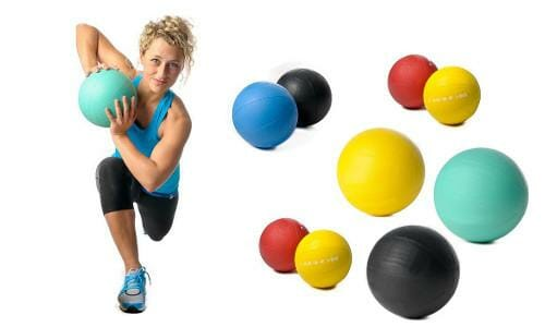 Functional Training mit dem Medizinball
