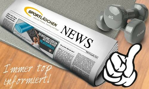 Sportlaedchen News