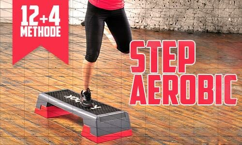 Step Aerobic Choreo Aufbau