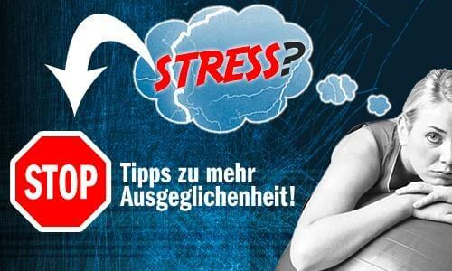 Umgang mit Stress