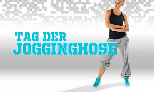 Internationaler Tag der Jogginghose