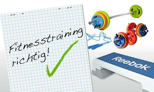 Fitnesstraining richtig in dein Leben integrieren