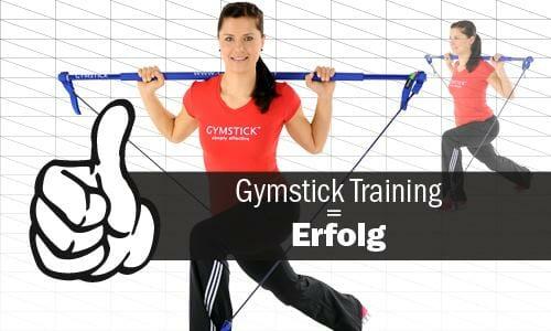 Gymstick Training zum Erfolg