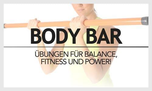 Body bar Übungen
