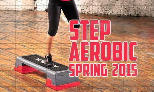 Step Aerobic Choreography Spring 2015
