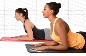 Yoga Übungen für den Rücken