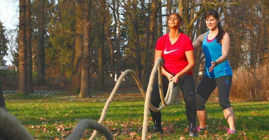 Was macht einen guten Personal Trainer aus? Hier: Outdoor Training
