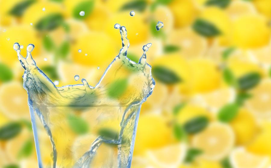 Zitronenwasser trinken: Ist das gesund?
