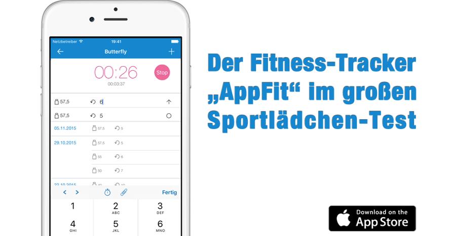 AppFit: Deine Fitness App
