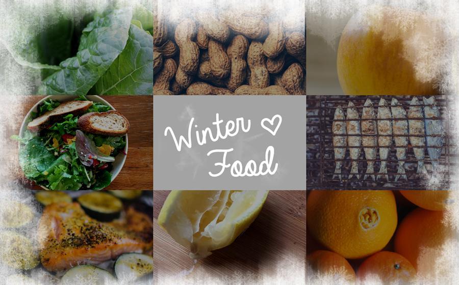 Ernährung im Winter