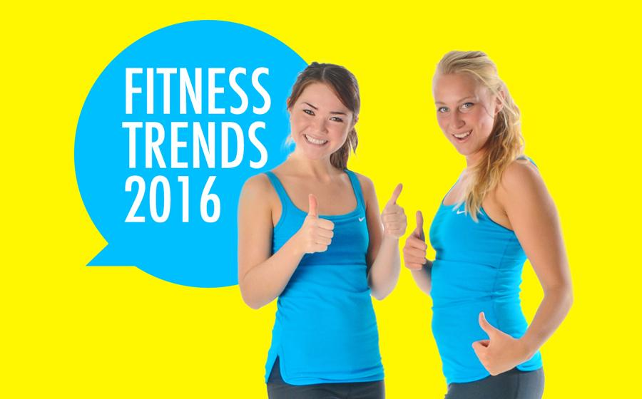 Fitness Trends 2016