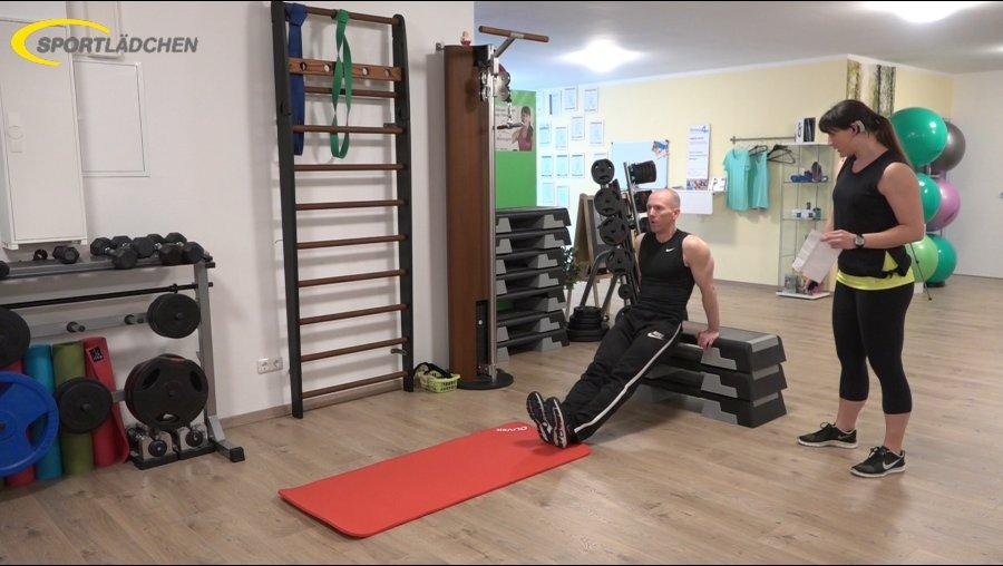 7 Minuten Workout Dips 1