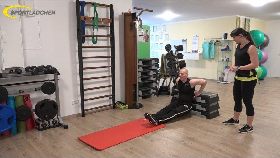 7 Minuten Workout Dips 2